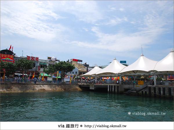 【2010香港節慶年 】香港節慶盛事~長洲太平清醮包山節(上)8