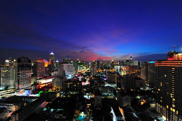 Re:  Bangkok