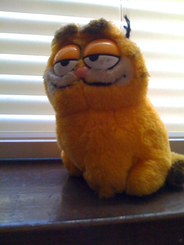 The World's Most Precious Garfield