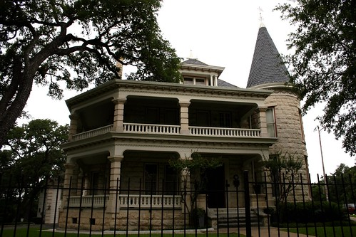 the daniel h. caswell house