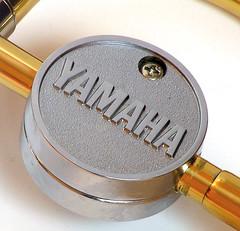 Logotipo Yamaha en trombón [Iñaki Otsoa. CC. By ShA $no] - by bolumena