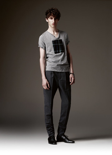 Charlie France0130_SS10 Burberry Pre-Collection(Official)