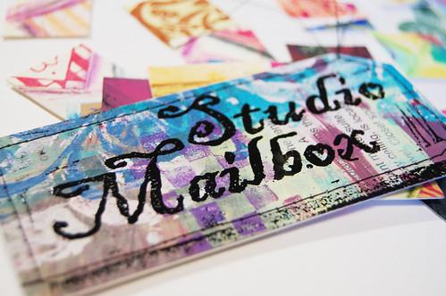 Studio Mailbox tag