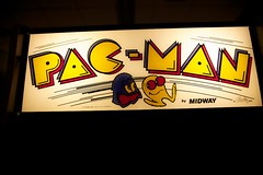 Pac-Man (little fern photography) Tags: show seattle fire jump nw shoot northwest buttons arcade hobby joystick retro videogames pacman 80s button pacificnorthwest videogame hobbies midway bally highscore gameroom pacificnw arcadegame arcardes nwpinballandgameroomshow