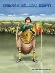 ESPN 2010 FIFA World Cup Murals