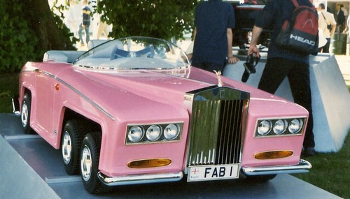 FAB 1 Rolls-Royce - a photo on Flickriver