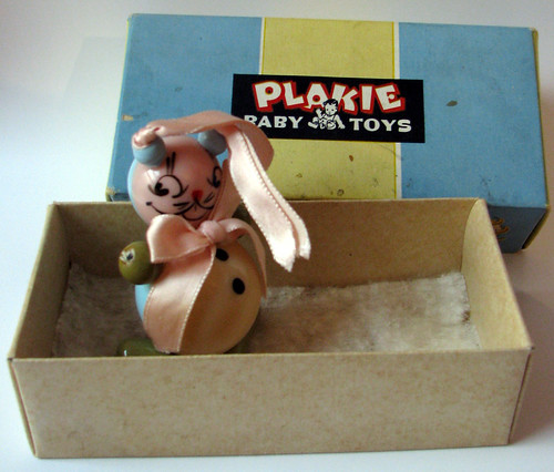 Rabbit, Plakie Baby toys