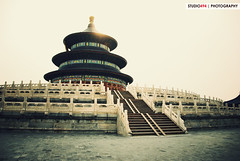 Temple of Heaven (Simon Hua) Tags: china trip summer nikon asia tour beijing nikkor templeofheaven 18200mm studio494