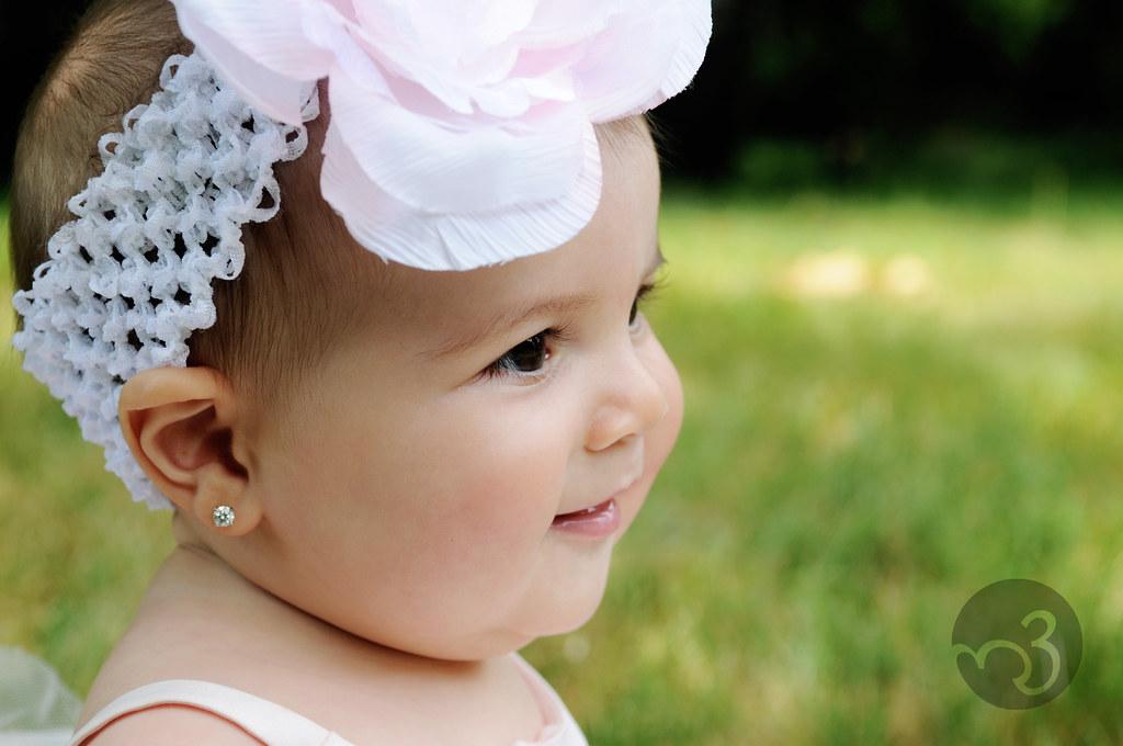 Talia, christening