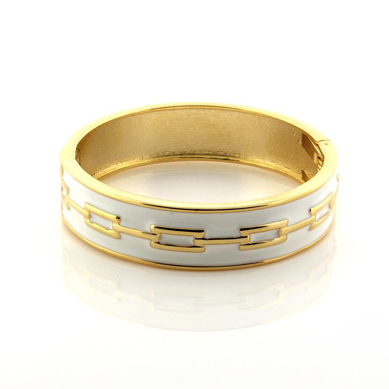 Opaleen-White-and-Gold-Bracelet-Opaleen