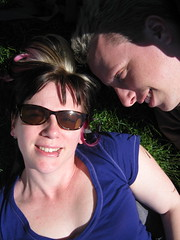 chillin' in the park (supersusie) Tags: park grass travissmith supersusie