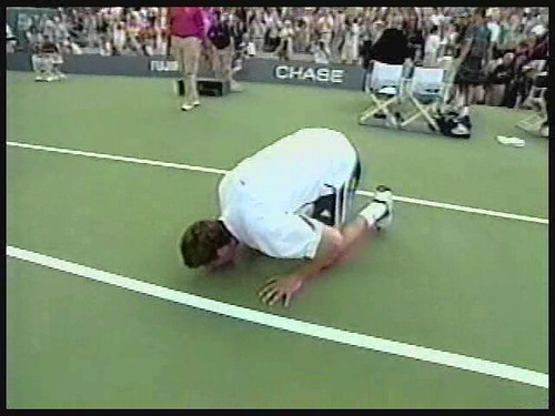 Marat Safin - Pete Sampras US Open 2000