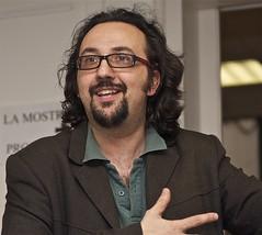 Virgilio Patarini of the Zamenhof Gallery in Milan, Italy