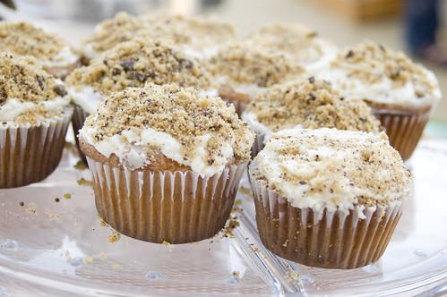 Cookie Dough Cupcake