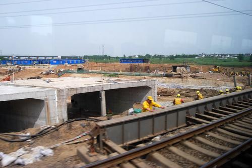 j5 - Underpass Construction