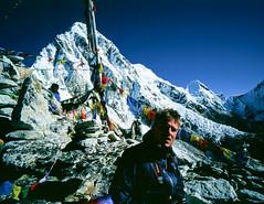 Nepal 2010-1 (id_hagakure) Tags: portrait film kodake100vs mamiya7ii 43mm