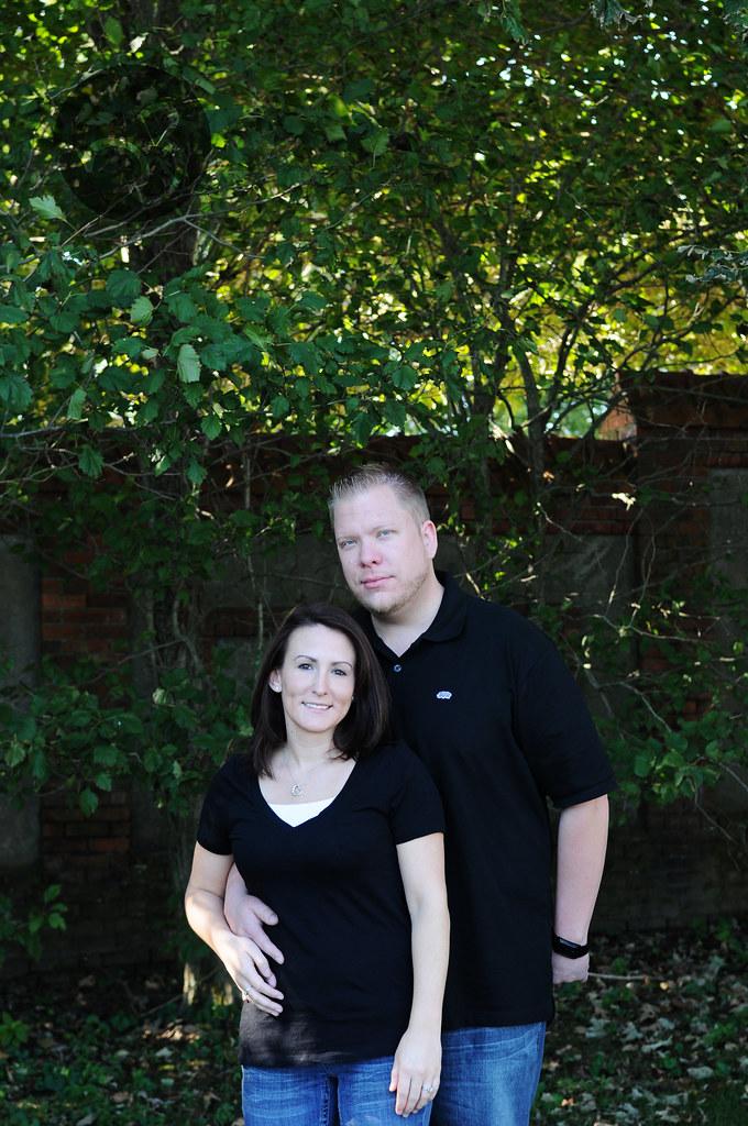 Dave & Amanda, engagement