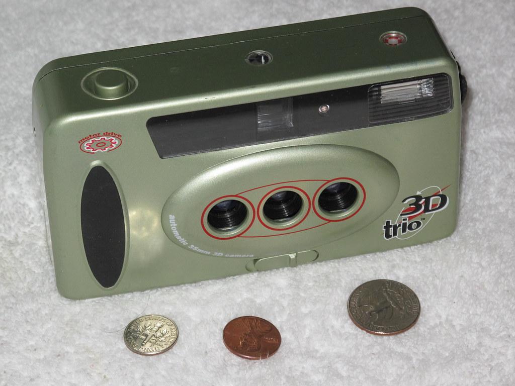 Imagetech 3D Trio camera