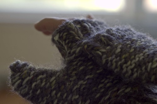 Reversible Convertible Mittens