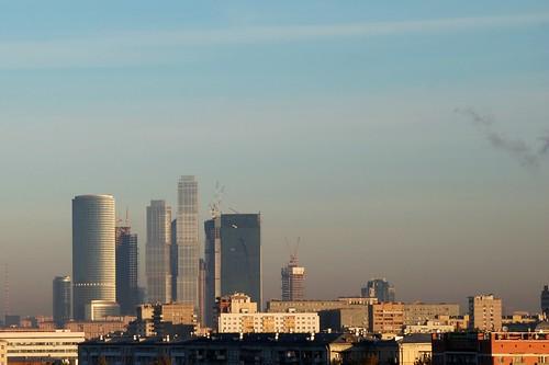Утренняя Москва ©  akk_rus