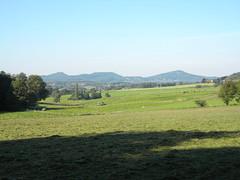 Siebengebirge (Jaeger-Meister) Tags: cloud field germany deutschland europe outdoor picture feld wolke siebengebirge motiv oberhau