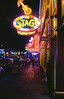(yyellowbird) Tags: city signs girl night lights neon nashville tennessee broadway cari jacks ilovethisplaceforsomereasonevenifitstouristyidontcare