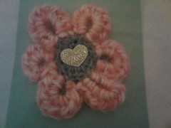 شباصة وردة كروشي (500 فلس)