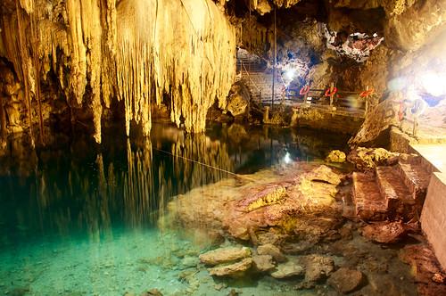 Cenote Dzitnup 01