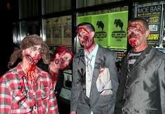 A Gaggle of Zombies