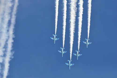 航空自衛隊 ブルーインパルス (JASDF Blue Impulse)