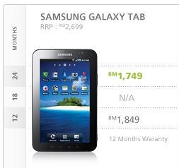 5142825480 b5e598b04c Samsung Galaxy Tab Tablet Hit Maxis Stores Beginning Last Week