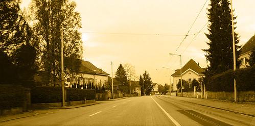 Baselstrasse sepia