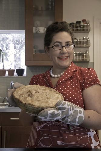 Golly, it's a Pie!