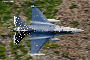Belgian Air Force F-16 OCU F-16B FB-24