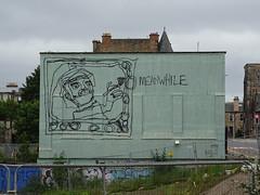Meanwhile.... (stillunusual) Tags: edinburgh city scotland uk meanwhile streetphotography street cityscape urban urbanscenery urbanlandscape streetart urbanart urbanwalls wall wallart wallporn graffiti graffitiporn travel travelphotography travelphoto travelphotograph 2017