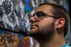 Colorful Human (ЮлианТодоров) Tags: color human male portrait photography sofia bulgaria europe university new bulgarian nbu