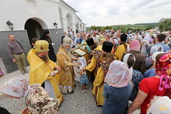 132. The Feast of Saint John, Wonder-worker of Shanghai and San Francisco in Adamovka Village / Свт. Иоанна Шанхайского в Адамовке 02.07.2017