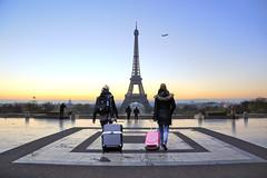 Vacation - Paris ! (Kenny Teo (zoompict)) Tags: paris eiffeltower