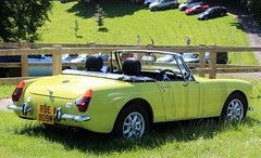 RDE 809M (1) (Nivek.Old.Gold) Tags: 1974 mg midget 1275cc