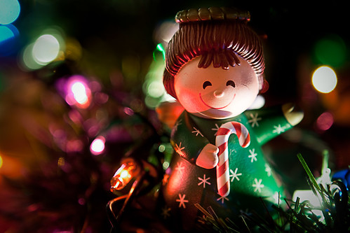Christmas Angel (by John Brainard)