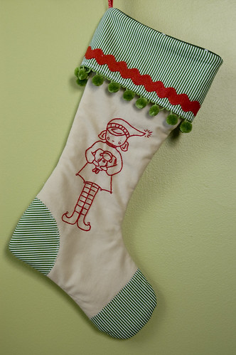 Stitchette Stocking