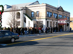 Lafayette Theater 2009 Christmas Show, Suffern NY (jeffs4653) Tags: christmas newyork movie theater itsawonderfullife 1946 suffern rocklandcounty suffernny frankcapra lafayettetheater christmas2009