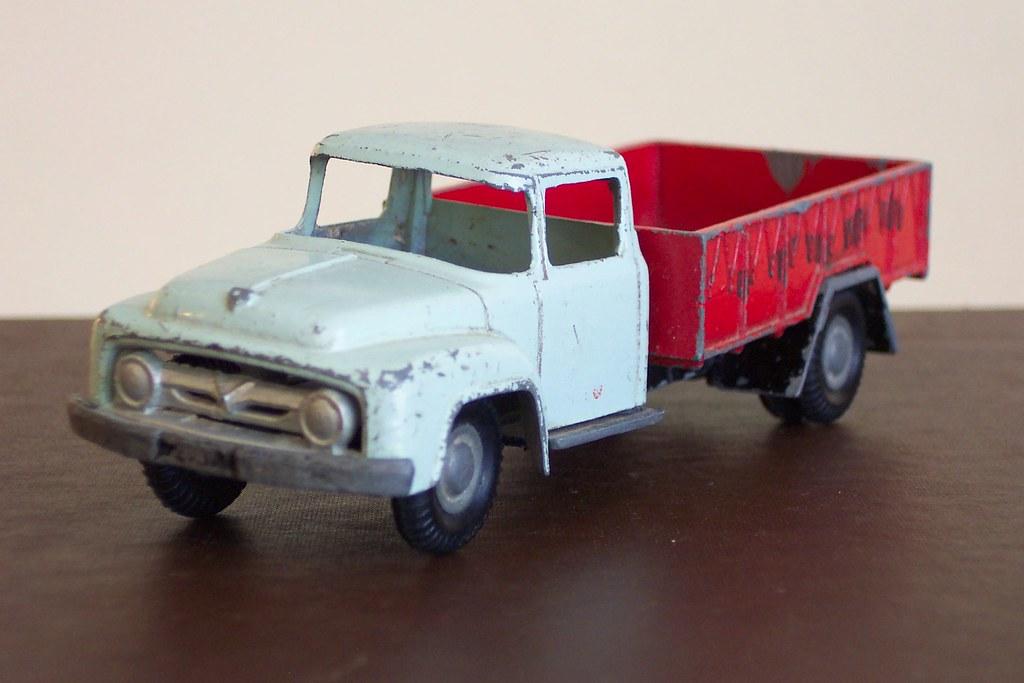 Ford OHV V8 truck GB-39