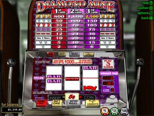Diamond Mine slot game online review