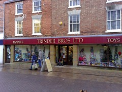 Trinder Bros Ltd, Banbury