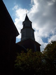 127 (yellerhammer) Tags: church steeple williamsburg