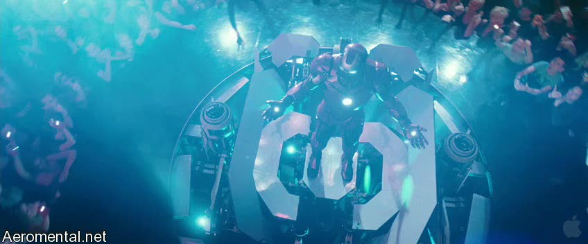 Iron Man 2 Trailer 2 Show Jarvis