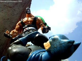 Batman Classic Fights: BATMAN VS BANE