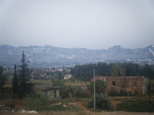 Carrascoy nevado 7