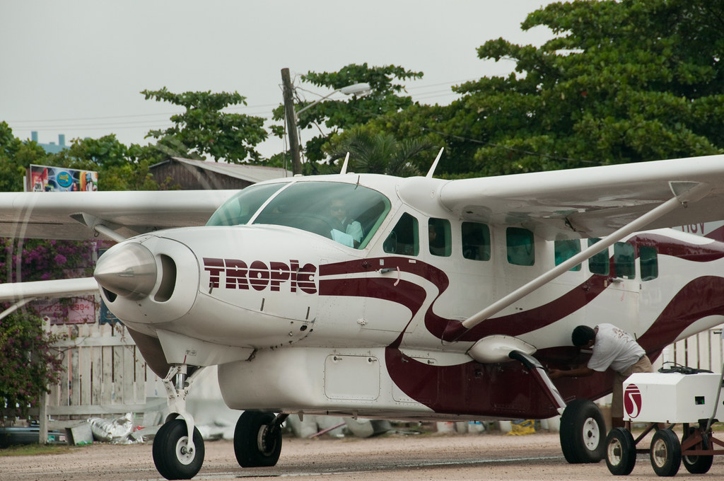 Tropic Air - San Pedro, Ambergris Caye, Belize